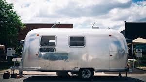 100 Refurbished Airstream Retail Startup Camps Out In Vintage Trailer Richmond BizSense