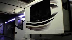 Fifth Wheel Campers With Front Living Rooms by 2014 Heartland Bighorn 3755fl Front Living Room Five Slide Fifth