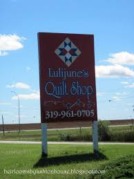 Heirlooms by Ashton House QUILT SHOP HOPPING IN NORTHEASTERN IOWA