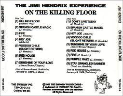 Jimi Hendrix Killing Floor Mp3 by Jimi Hendrix Bootlegs By Voodooseb