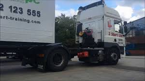 100 Correct Truck And Trailer How To Couple And Uncouple A Trailer Class 1 HGV 2 Start Training