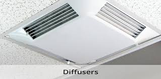 Ceiling Heat Vent Deflector by Air Deflector Filtered Supply Diffusers Air Vent
