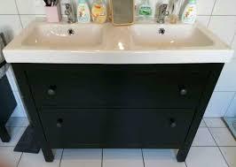 ikea hemnes badezimmermöbel spiegelschrank waschtisch