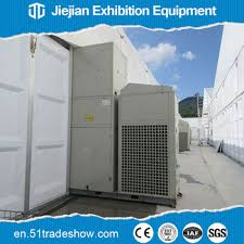Air Conditioning Units Floor Standing by 30ton Central Vertical Package Floor Standing Event Tent Air