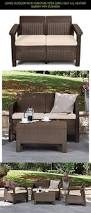 Strathwood Patio Furniture Cushions by Best 25 All Weather Garden Furniture Ideas On Pinterest This Is