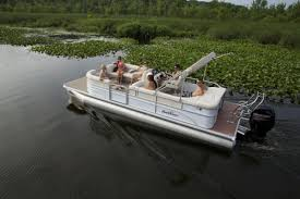 Pontoon Boat Teak Vinyl Flooring by Ds Sunchaser Boats