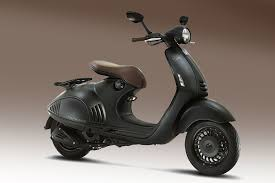The Rs 12 Lakh Scooter 125cc Vespa 946 Emporio Armani Edition Launched
