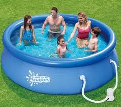 10 X 30 Above Ground Pool With Filter Pump 48 From Walmart