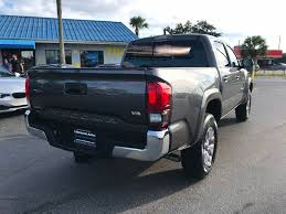 2018 Used Toyota Tacoma SR5 Double Cab 5' Bed V6 4x2 Automatic At ...