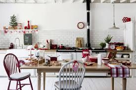 sie möchten die küche weihnachtlich dekorieren hier ein