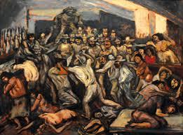 Jose Clemente Orozco Murales Hospicio Cabaas by José Clemente Orozco El Artista Que A Través De Su Obra Mostró La
