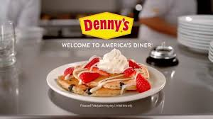 Ihop Pumpkin Pancakes Commercial by Denny U0027s Red White U0026 Blue Pancakes Tv Commercial U0027founding