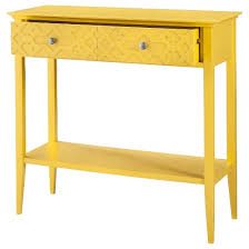 fretwork console table yellow threshold target