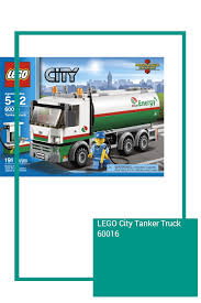 100 Lego City Truck LEGO Tanker 60016 Sale S City S