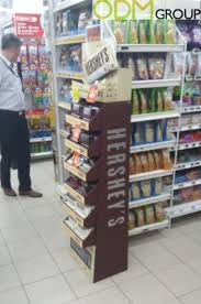 Promo Display Idea Instore Pos By Hersheys