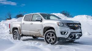 2015 Chevrolet Colorado Z71 Snowpocalypse Drive Review | Autoweek