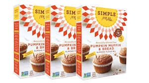 Cake Mix And Pumpkin Muffins by Amazon Com Simple Mills Pumpkin Muffin Mix 9 Ounce Grocery