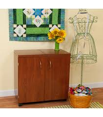 Arrow Kangaroo Sewing Cabinets by Bandicoot Teak Sewing Cabinet Joann