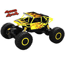 100 Monster Truck Race Top Remote Control RC Rock Crawler 24Ghz