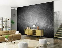 details zu vlies fototapete schwarze beton wand tapete vliestapete