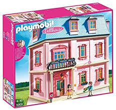 playmobil deluxe dollhouse toys doll
