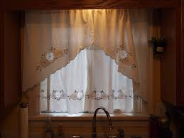 curtains for kitchen window above sink caurora com just all about