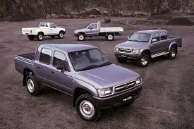 100 Hilux Truck Trend Legends The Toyota