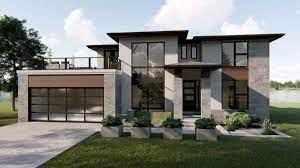 104 Contemporary House Design Plans Modern You Ll Love Our Modern Floor