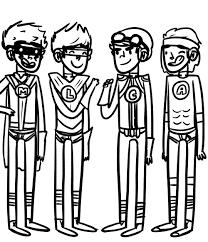 5Sos Coloring Pages