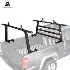 100 Rack It Truck Racks Aluminum Pickup Headache W Window Guard Protector