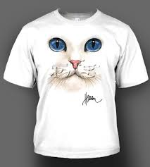 cat t shirts white cat in my shirt t shirt cat t shirts