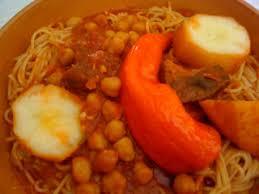 pate a la tunisienne recette macaronis à la viande de veau