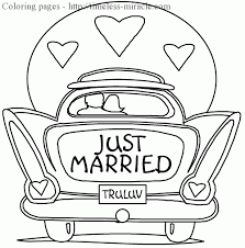 Free Wedding Coloring Pages To Print Photo 1 Review