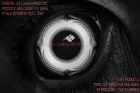 All White Halloween Contacts by Sclera Full Eye Contact Lenses Halloween Contacts