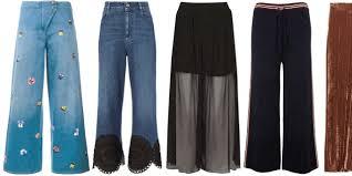 18 Culotte Pants To Wear In 2017