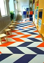Temporary Floor Covering For Bathroom Use Carpet Tiles To Make Funky Designs A Rug