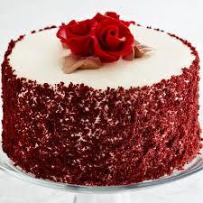 Chocolate Birthday Cakes With Flowers 2