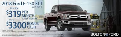 Ford Dealer In Lake Charles, LA | Used Cars Lake Charles | Bolton Ford