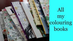 My Colouring Book Collection