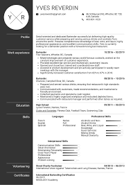 Resume Examples By Real People: Bartender Resume Sample ... Bartender Resume Skills Sample Objective Samples Professional Cover Letter For Complete Guide 20 Examples Example And Tips Sver Velvet Jobs Duties Forsume Best Description Of Hairstyles Mba Pdf Awesome Nice Impressive That Brings You To A 24 Most Effective Free Bartending Bartenders