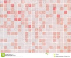 Download Closeup Surface Tiles Pattern At Red In Bathroom Wall Text Stock Image
