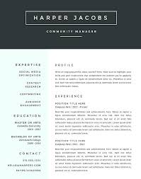 Best Resume Examples 2016 Forbes Combined With Format