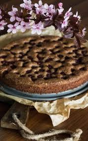 mandel kirsch kuchen oder torte ohne mehl zucker stückchen