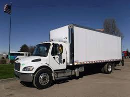 Straight Box Trucks With Sleeper For Sale | Best Truck Resource