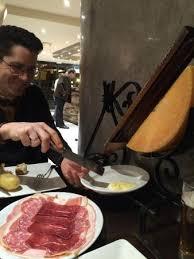le chalet savoyard rue de charonne one big ol smile for the raclette picture of le chalet savoyard