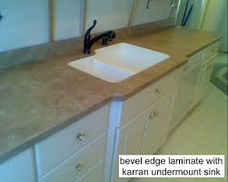 Karran Edge Undermount Sinks by Countertops