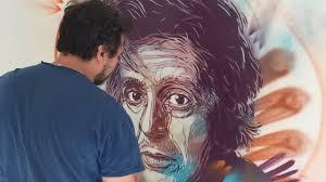 100 C215 Art UGC Box Brussels 2017 YouTube