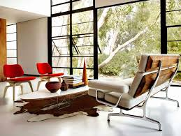love this design with the surfboard table eames sofa and eames