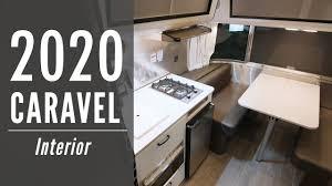 100 Airstream Interior Pictures 2020 Caravel 16RB