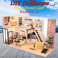 Dolls House Dressing Table Set For Barbie Dolls Vintage Furniture